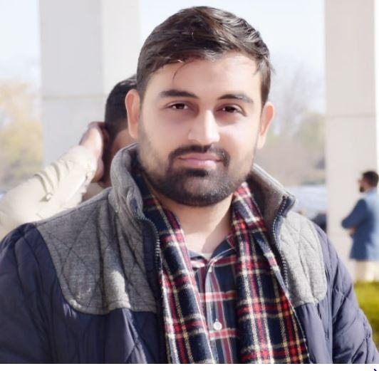 Syed Mujahid Iqbal